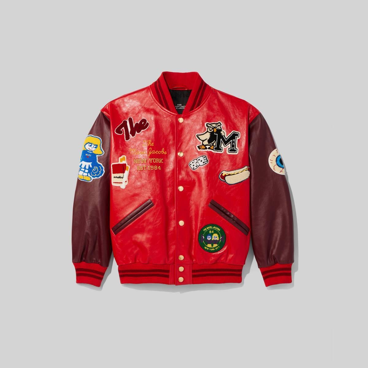The Men's Varsity Jacket