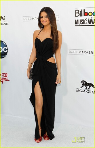 dress little black dress maxi dress selena gomez prom dress sexy dress