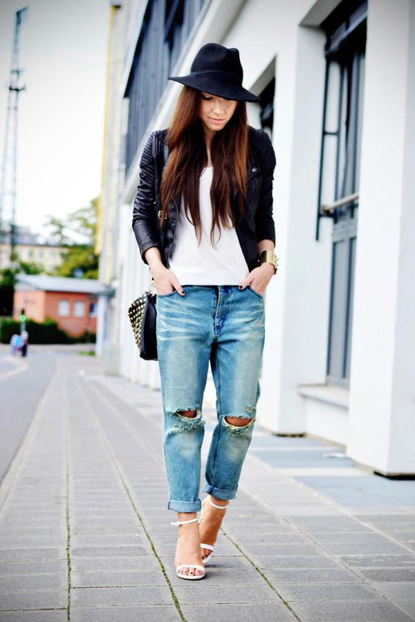 flirting with fashion jacket t-shirt shirt jeans shoes hat bag sunglasses jewels