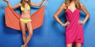 dress great summer dress beach dress pool dress hot cross dress colors simple