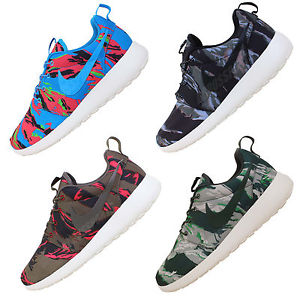 Nike Rosherun Roshe Run GPX Tiger Camo Pack 2013 NSW Running Casual Shoes Pick 1 | eBay