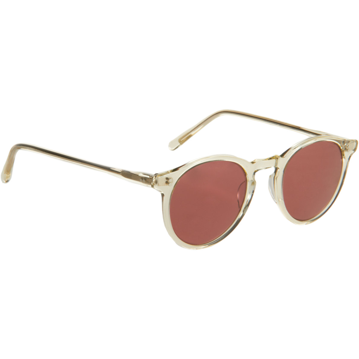 Oliver peoples o'malley 45 at barneys.com