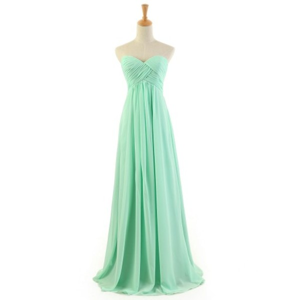 dress bridesmaid bridesmaid wedding mint mint dress long bridesmaid dress long chiffon dress mint dress fashion fashion dress clothes clothes party party dress long prom dress bridesmaid