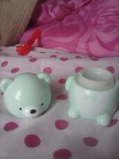 home accessory,lip balm,bear