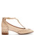 Perry T-bar patent-leather pumps