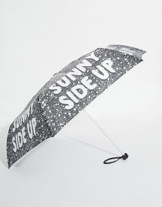 home accessory umbrella grey