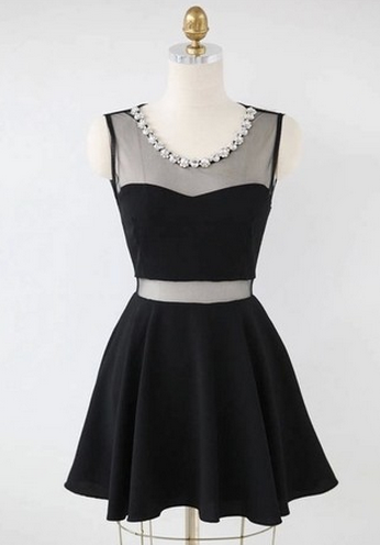 Simply Black Dress
