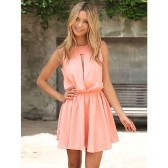dress pink dress pink skirt sleeveless dress sleeveless top bodycon dress sexy bodycon dresses