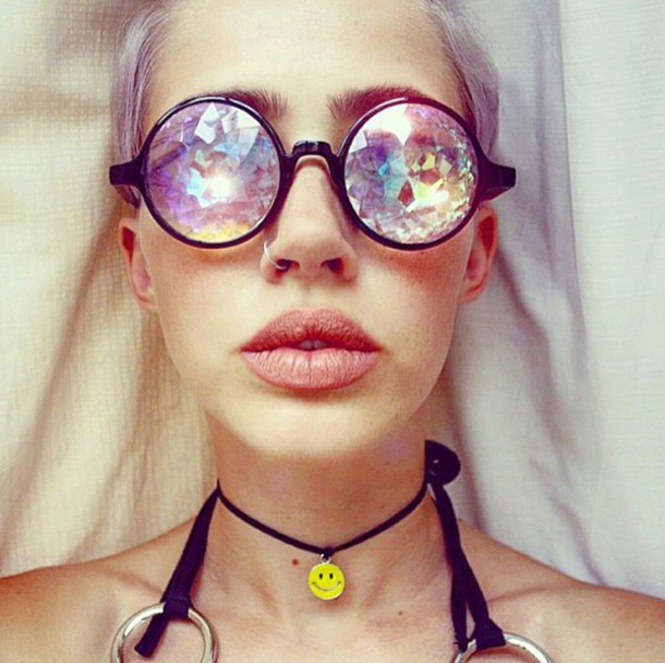Fashion Weird Sunglasses 5