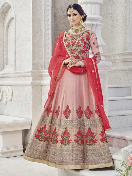 dress anarkali suit ethnic wear women wear designer suits