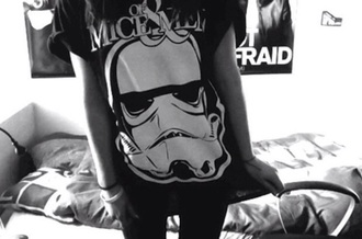 t-shirt shirt of mice and men of mice & men of mice and men slip on shoes band t-shirt star wars grunge alternative