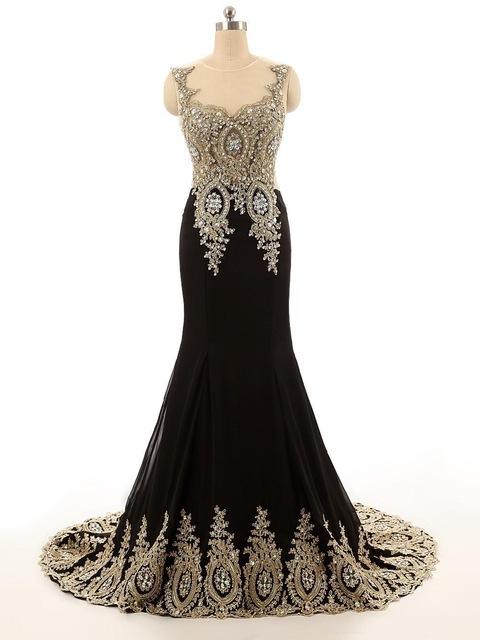 Aliexpress.com : Buy Real Photo Sexy Long Senior Prom Dresses 2015 ...