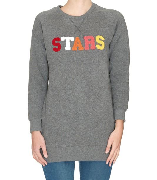 ATLANTIC STARS sweatshirt grey sweater
