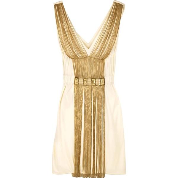 dress chain gold