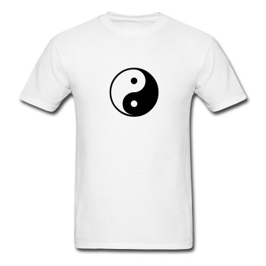 yin yang T-Shirt | Spreadshirt | ID: 5013853