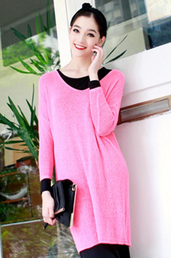 sweater jumper fashion pink