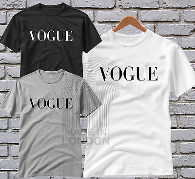 More Issues Than Vogue Hipster Swag Fashion Funny T Shirt Top Girls Womens Mens | eBay