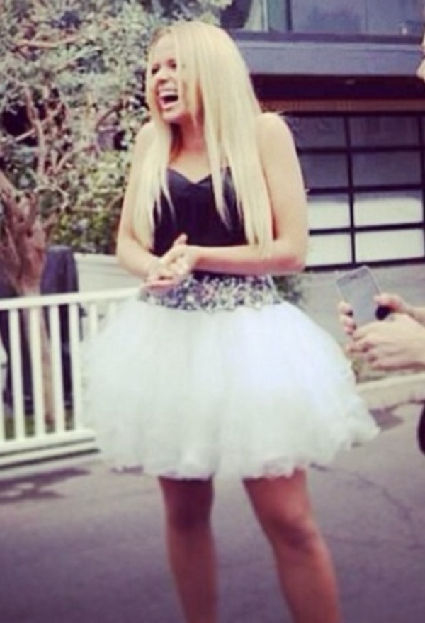 dress alli simpson
