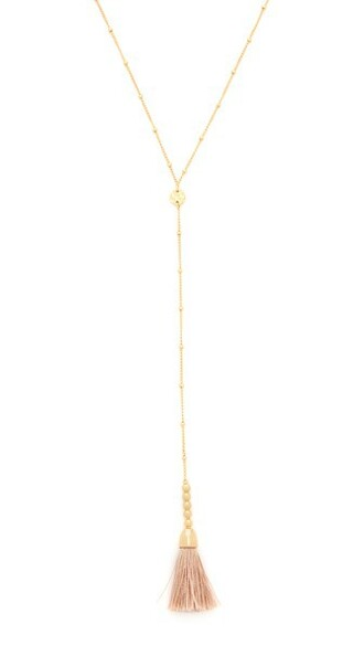 necklace gold nude jewels