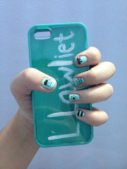 mint phone case casephone iphone 5s 5c case