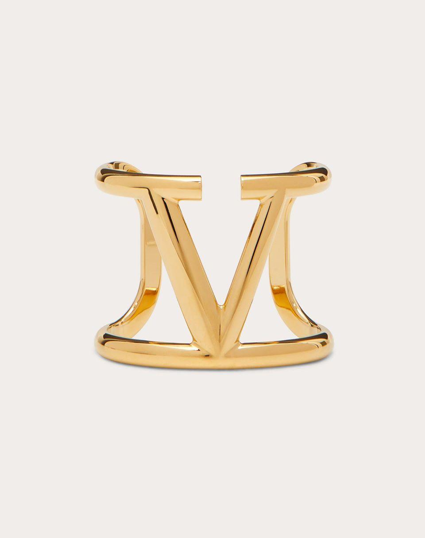 Valentino Garavani Vlogo Metal Bracelet