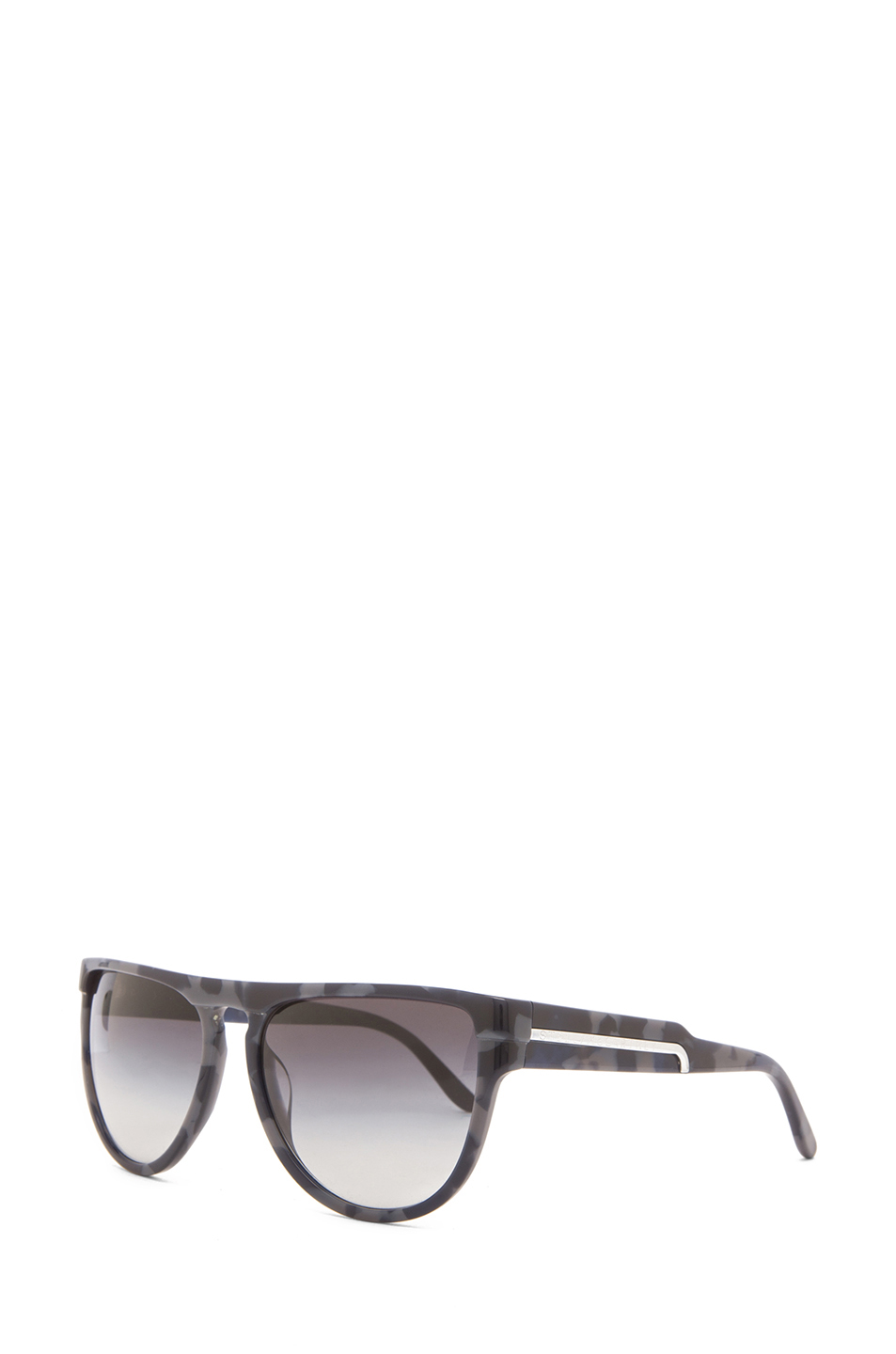Stella McCartney|Sunglasses in Blue Tortoise