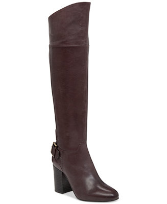 2bc9d3bc76d Vince Camuto Sidney Tall Boots - Shoes - Macy s