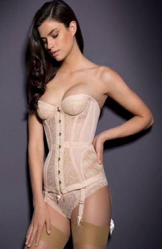 underwear corset vintage classic