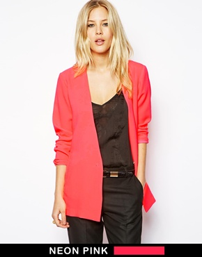 ASOS | ASOS Blazer in Crepe at ASOS
