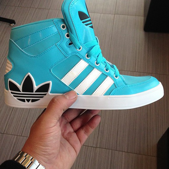 shoes mens shoes this color adidas turquoise aqua