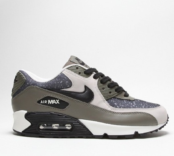 premium selection e037c ad912 shoes nike air max grey khaki