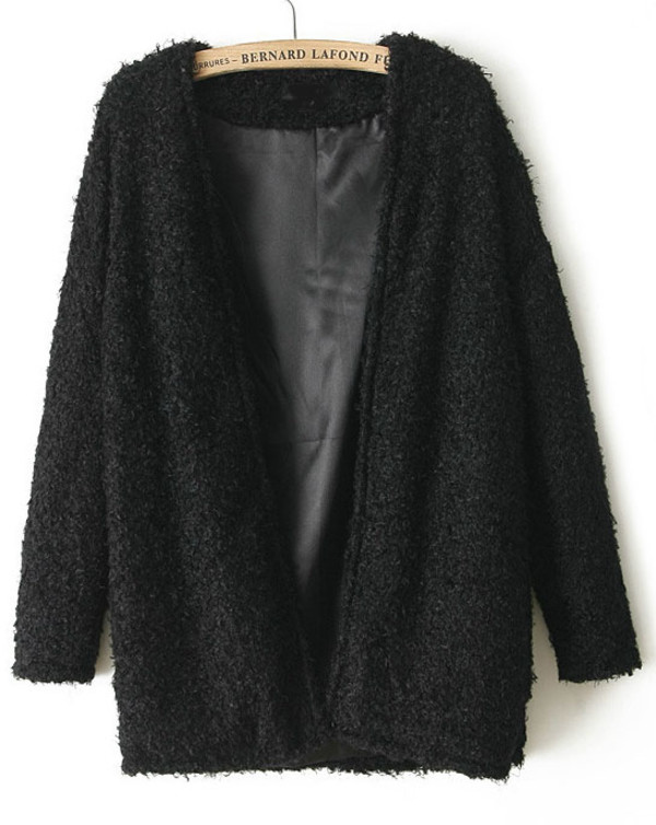 coat black  coat black coat