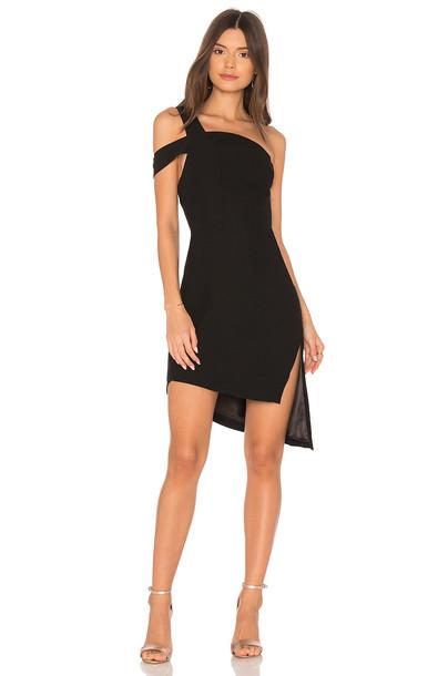 AQ/AQ dress mini dress mini black