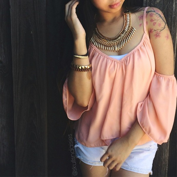 lovely baby color tatto jewelry