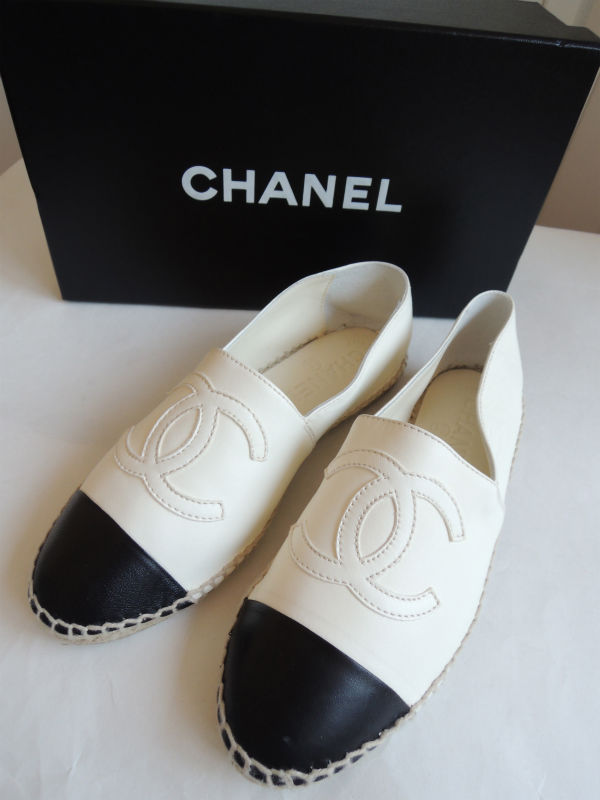 Rakuten: ◆ ◆CHANEL CHANEL :★Espadrille (off 10% at 37 )◆ cash special prices) of the latest ★ leather material◆- Shopping Japanese products from Japan