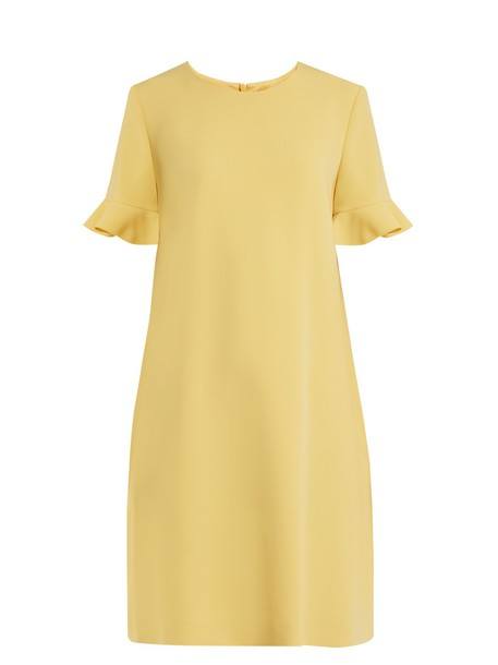 Max Mara Studio dress yellow