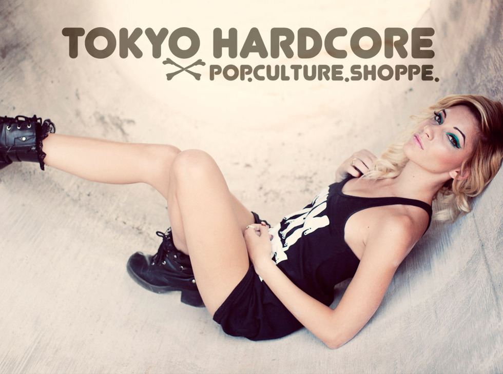 TOKYO HARDCORE | Stay Cute Snowflake Pom Beanie | Online Store Powered by Storenvy