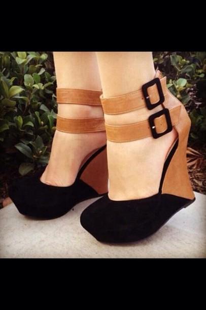 shoes heels wedges stylish sandals wedges women summer