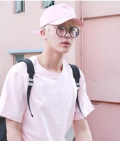 sunglasses,t-shirt,fashion,bts,kim seokjin,seokjin,blouse