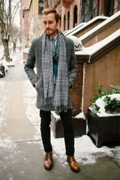 stay classic,blogger,mens accessories,classy,menswear,coat,jacket,shirt,shoes,jeans,scarf,mens skinny jeans,mens derby shoes,mens knitted scarf