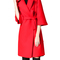 Red notch lapel tie waist coat | metisu