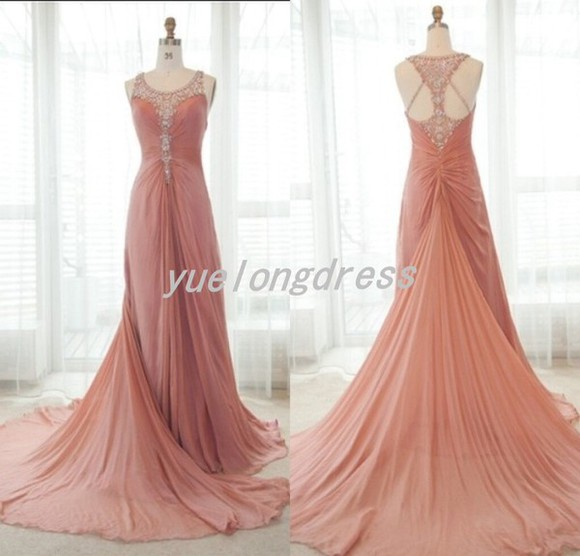 prom dress chiffon prom