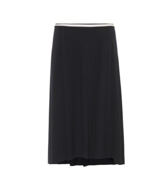 Dorothee Schumacher skirt chic blue