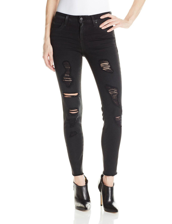 com: Joe's Jeans Women's Finn Skinny Ankle Jean in Braelyn: Clothing