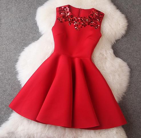 Simply gliter dress