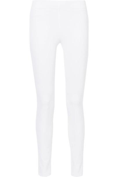 Joseph leggings white pants