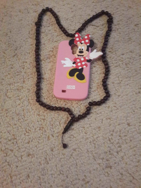phone cover minnie mouse