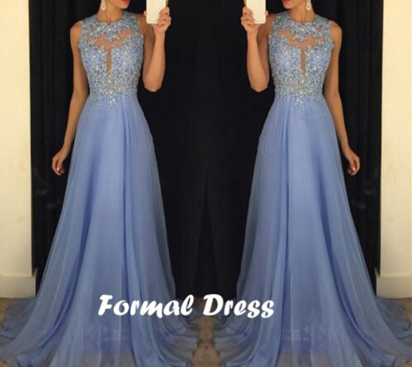 Carolina Blue Prom Dresses 34