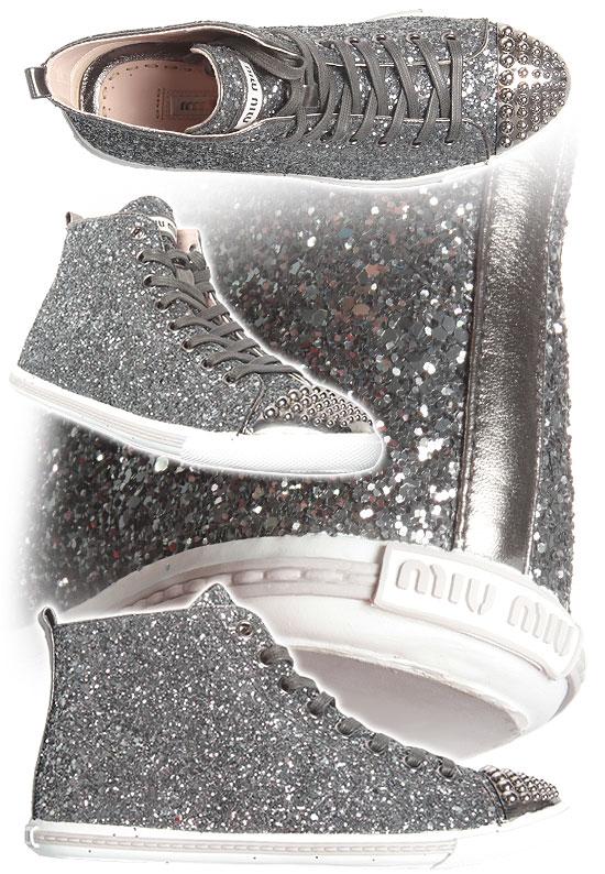Chaussures Miu Miu pour Femme, Classiques et Sport, Miu Miu Automne-Hiver 2008/09[ Détail Produit ]