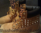 custom timberland boots on Etsy, a global handmade and vintage marketplace.